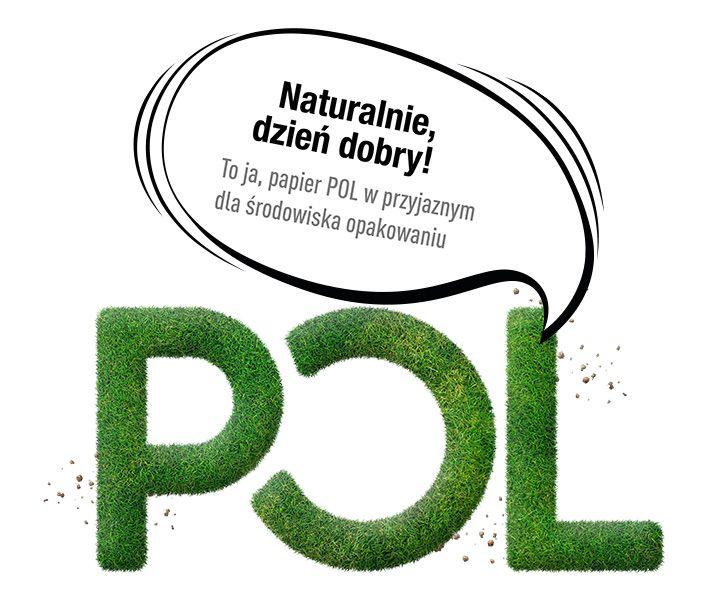 Papier POL jest bardziej eko